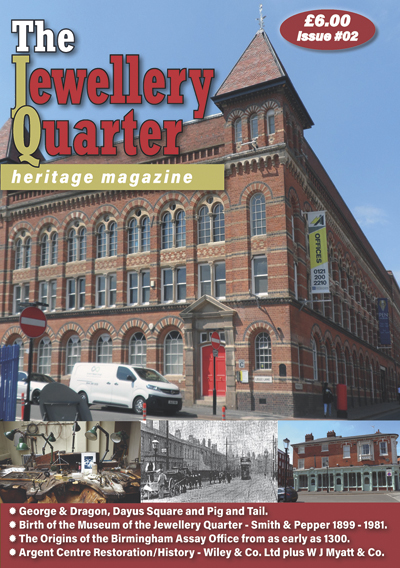 The JQ History Magazine Issue 2